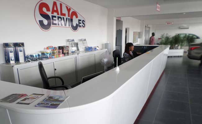 Accueil Saly Services